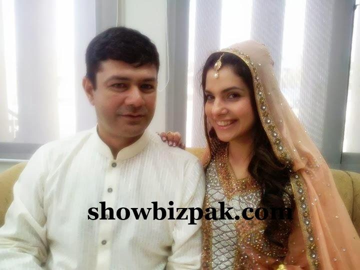 Kiran Khan Host Wedding