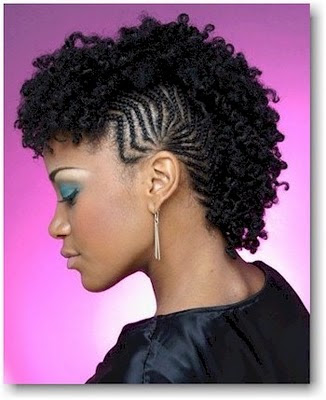 Curly-Natural-Me: Fly Styles For Short Natural Hair: Part 2