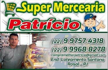 SUPER MERCEARIA PATRÍCIO