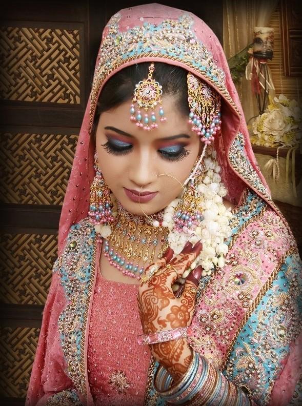 D Shadez Pink Wedding