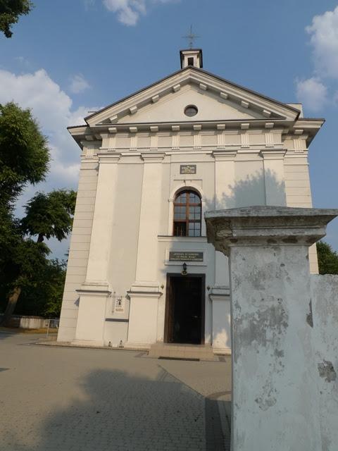 Parafia w Babsku - gdzie można trafić zwiedzając Polskę:)/Parish in Babsk - what you can see travelling around Poland:)