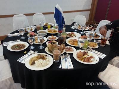 Buffet Ramadhan di Concorde Inn