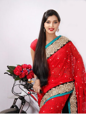 Bangladeshi Model and Actress Barsha