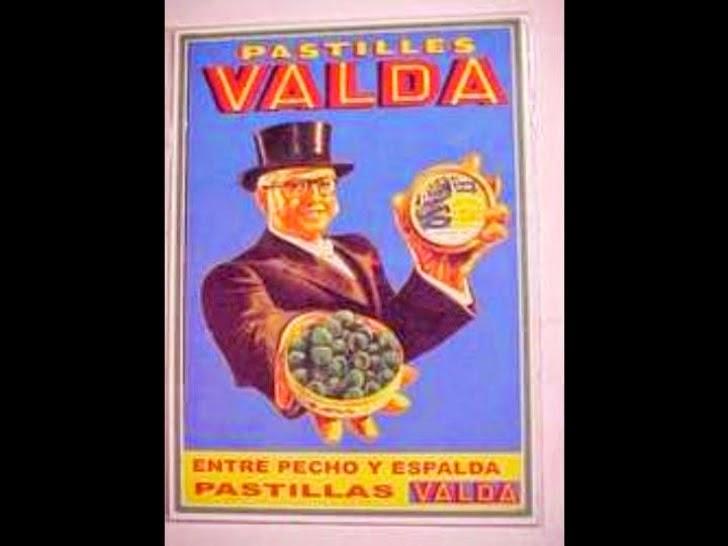 Pastillas Valda