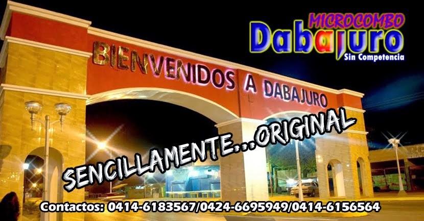 Microcombo Dabajuro