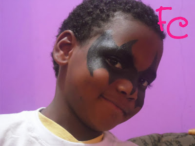 Maquiagem Artística Batman