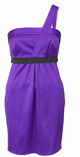 Purple River Island Dress