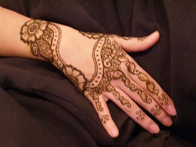 Mehndi Designs Please : Henna designs for front hand myhenna