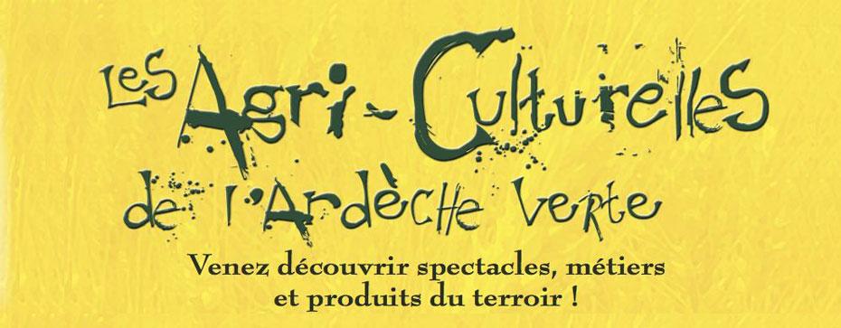 Les Agri-Culturelles de l'Ardèche Verte