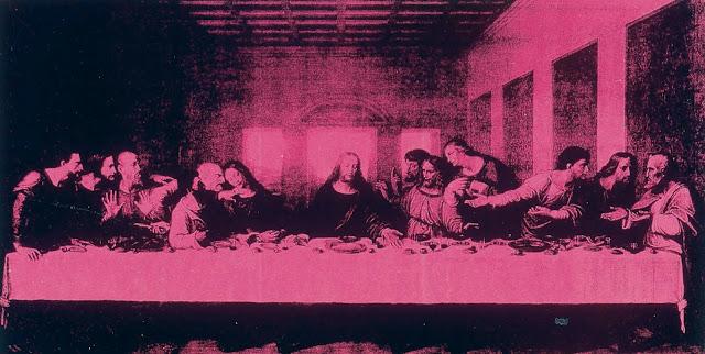 the last supper comparison essay