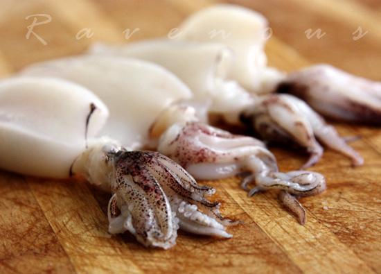 Muc Nhoi Thit - Stuffed Squid 2 | Vietnamese Recipes