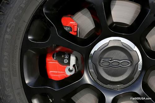 Fiat 500L Beats Edition allot wheel