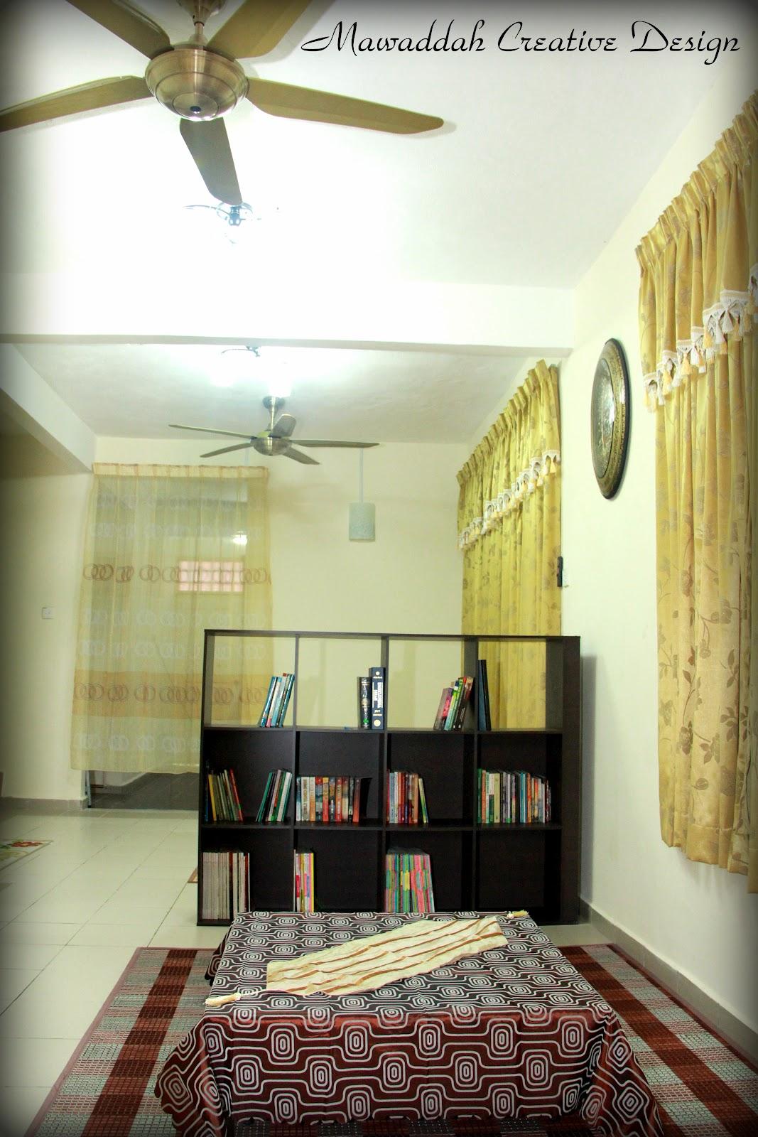 Ruang Santaiku Deko Rumah Langsir | Black Hairstyle and Haircuts