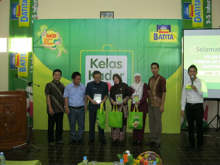 Kelas Kader TAT Dancow Batita