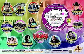 Palenque Feria Pachuca 2015
