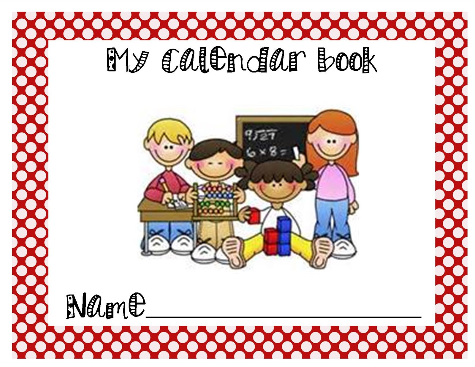 Kindergarten Calendar Time Routine : Mrs bohaty s kindergarten kingdom new year calendar