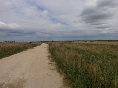 Дорога в Горку. Фото. The road to the Gorka. Photo © PhDrDAK, 2013