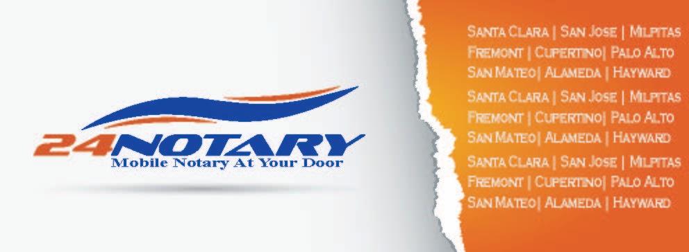 24Notary - Mobile Notary San Jose / Milpitas