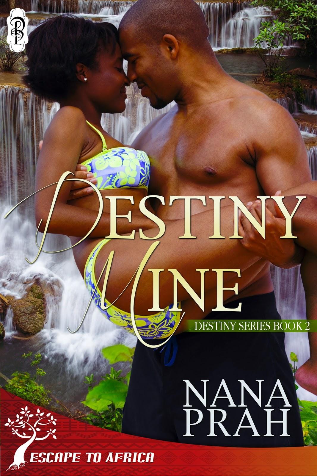 Destiny Mine by Nana Prah ~ #BookReview & #Spotlight