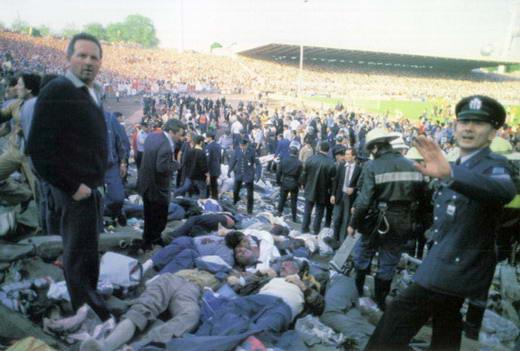 Inilah Tragedi Paling Tragis dalam Dunia Sepak Bola