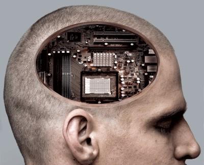 La capacidad de memoria de nuestro cerebro en megabytes, unidades de almacenamiento informaticas