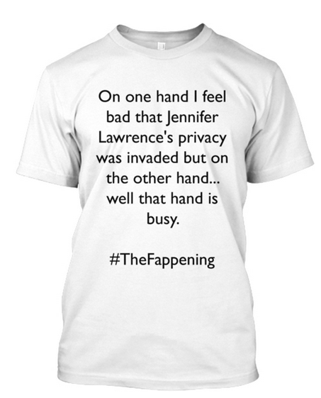 TheFappening T-shirt