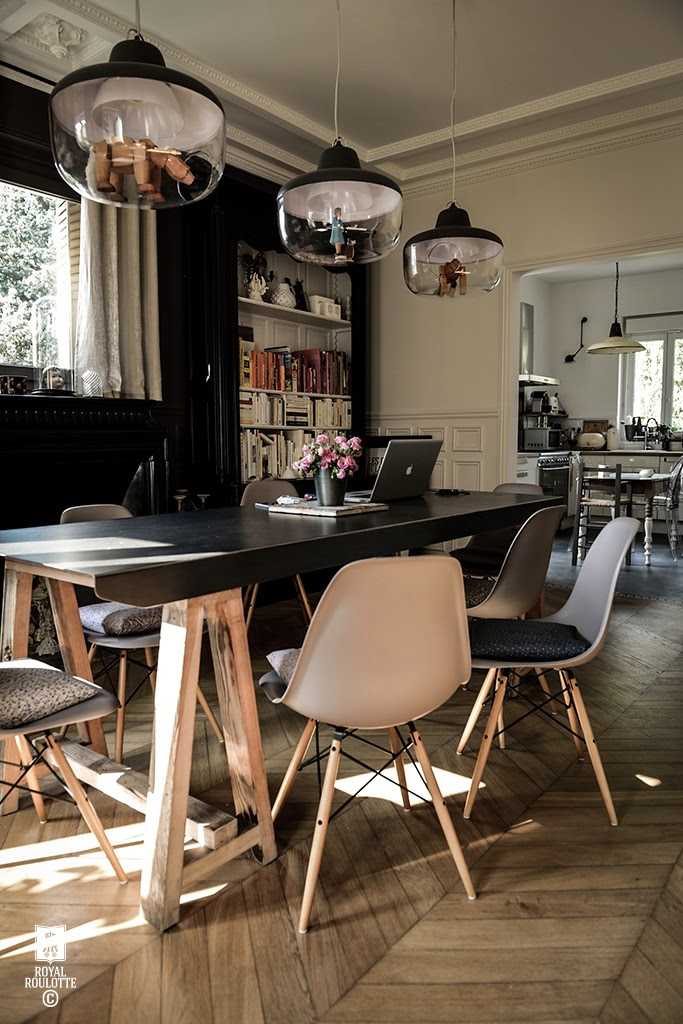 Decor inspiration interior design a dining room in