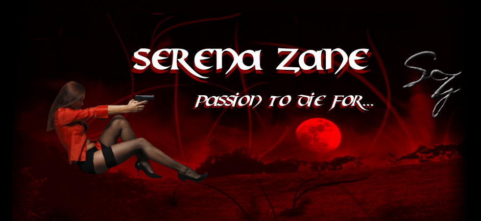 The Official Serena Zane Website