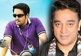 Santhanam joins with Kamal hassan