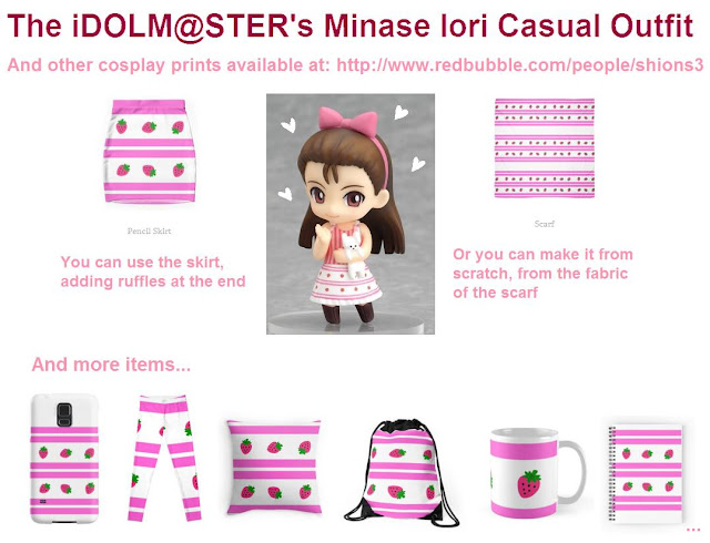 http://www.redbubble.com/people/shions3/works/16332164-iori-minase-casual-1-skirt?c=460154-cosplay-prints