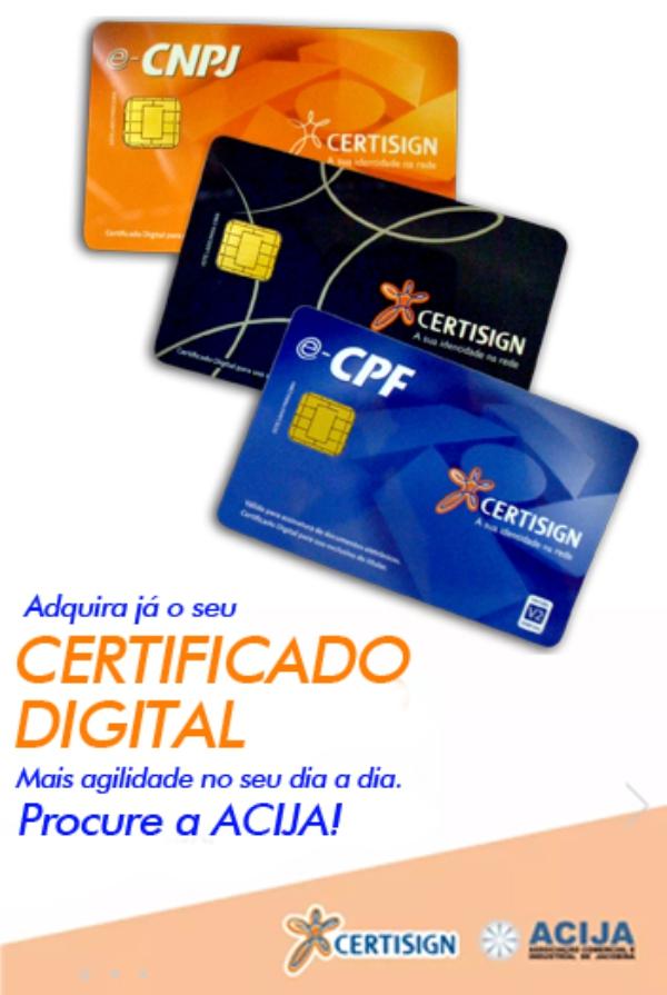 Acija Certificado