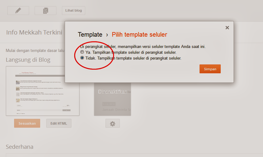 template seo blogspot