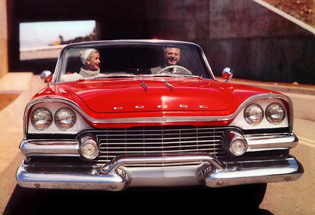 ダッジ・コロネット 初代-4代目 | Dodge Coronet (1949-59)