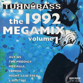 Turn up The Bass Megamix 1992 Vol.1