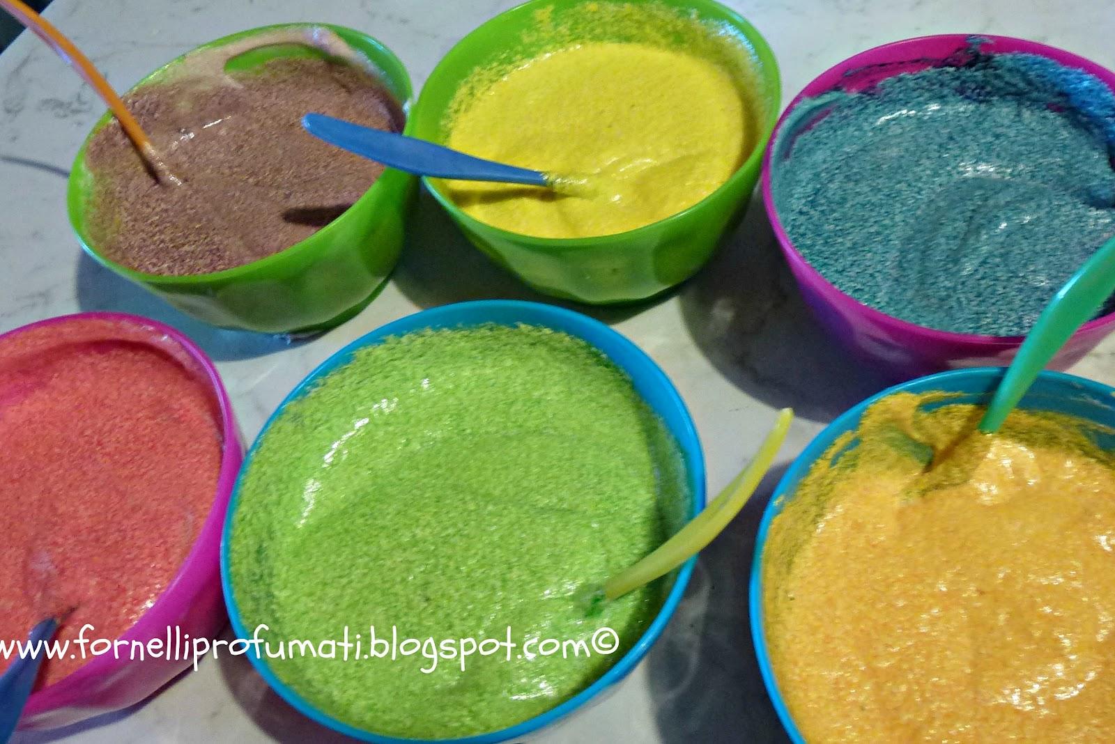 Martha stewart rainbow cake profumati tra il dolce e il salato