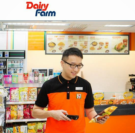 Dairy Farm Singapore Dairy Farm Reported Its Fy14