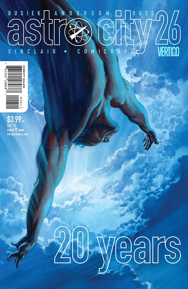 ASTRO CITY - 20 Years & Counting!