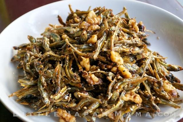 little japan mama tazukuri osechi recipe sweet dried fish