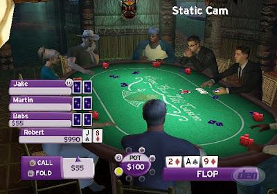 World Championship Poker 2 (PS2) 2005