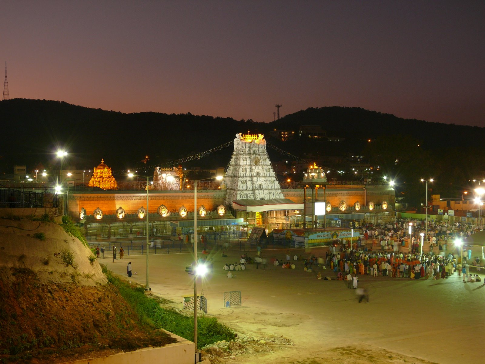 Hd Wallpapers Hindu God Free Images Photo Download Tirupati