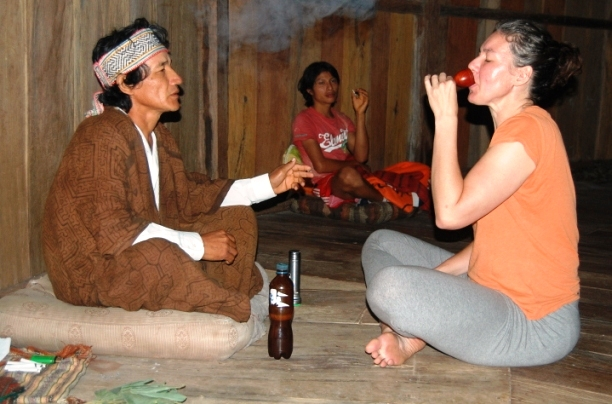 ayahuasca and conciousness