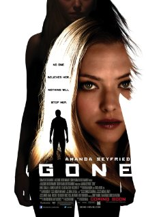 Gone (2012) Bluray 720p 600MB