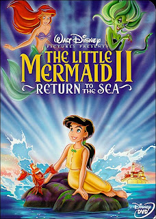 "Little Mermaid 2 ""Return to the Sea"""