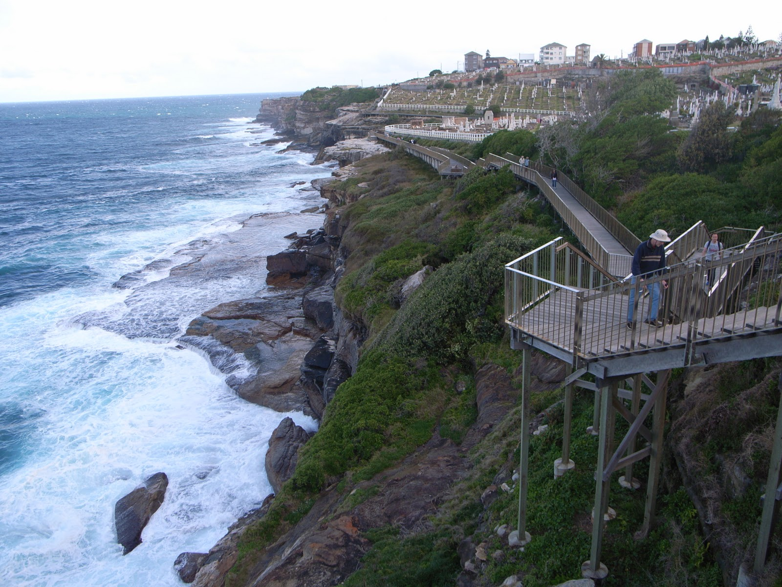 how to get to bronte beach from circular quay