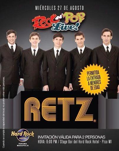 Rock N Pop Live - Retz