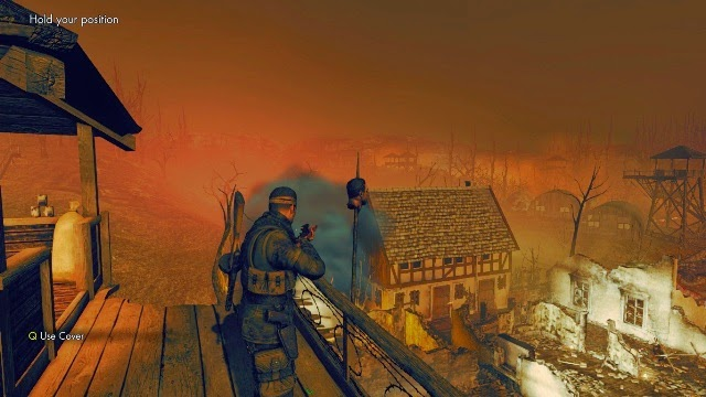 Sniper Elite Nazi Zombie Army 2 PC Gameplay
