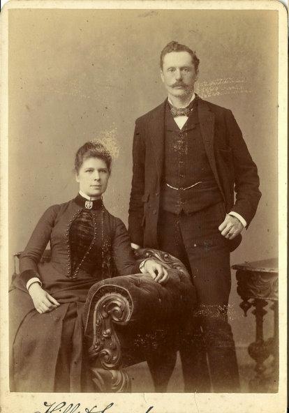 Thomas Pearman & Alice Stevens