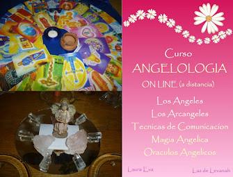 ♥ CURSO DE ANGEOLOGIA ♥