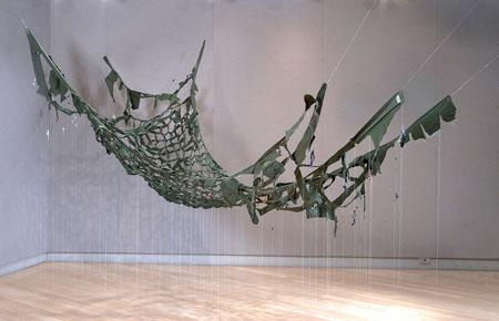 ke-sook green hammock