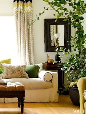 tips dekorasi ruang tamu spesial hari raya idul fitri